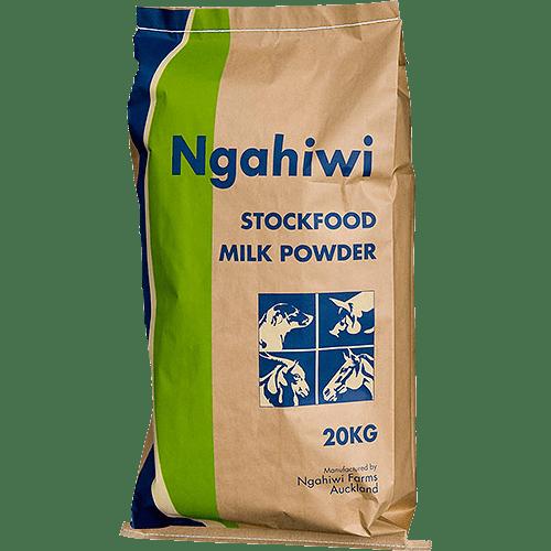 Ngahiwi Stockfood Milk Powder